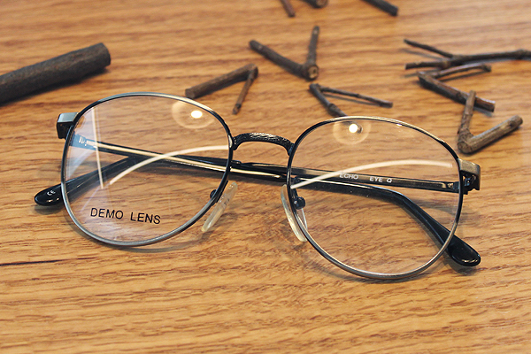 vtg-470echo antique gray frames