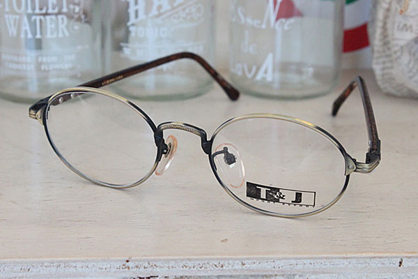 vtg-326 <br>T&J optical parque oval rim